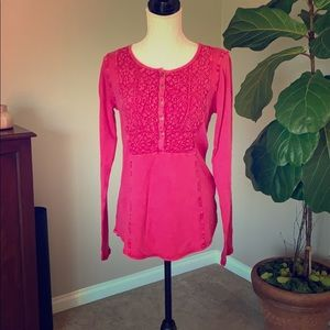 Lucky brand long sleeve NWT